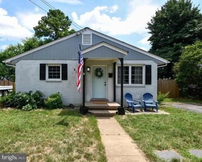 514 Woodford Street, Fredericksburg, VA 22401 - #: VAFB2000166