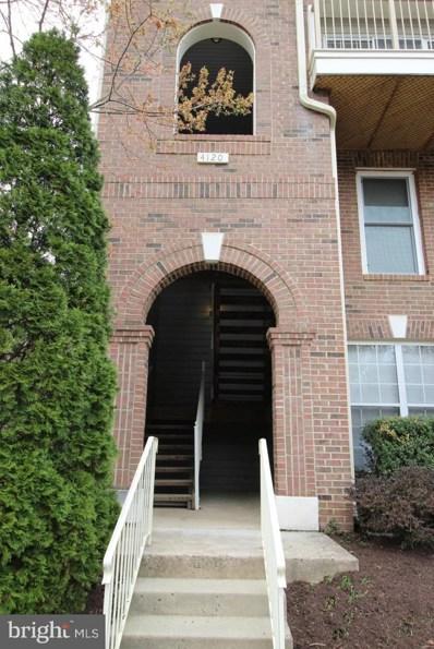 4120 VanDerbilt Court UNIT 301, Fairfax, VA 22030 - #: VAFC117858