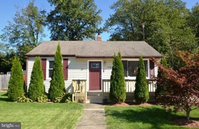 4109 Chestnut Street, Fairfax, VA 22030 - #: VAFC120470