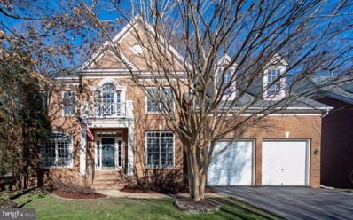 10102 Daniels Run Way, Fairfax, VA 22030 - #: VAFC120844