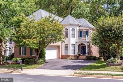 10074 Daniels Run Way, Fairfax, VA 22030 - #: VAFC121012