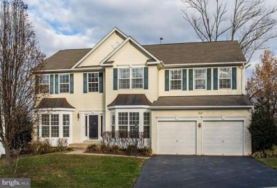 165 Autumn Wind Court, Warrenton, VA 20186 - #: VAFQ118668