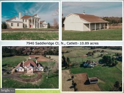 7940 N Saddle Ridge Court, Catlett, VA 20119 - #: VAFQ118672