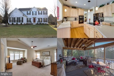 7182 Evan Court, Warrenton, VA 20187 - #: VAFQ133670