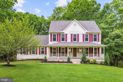 7188 Baldwin Ridge Road, Warrenton, VA 20187 - #: VAFQ160126