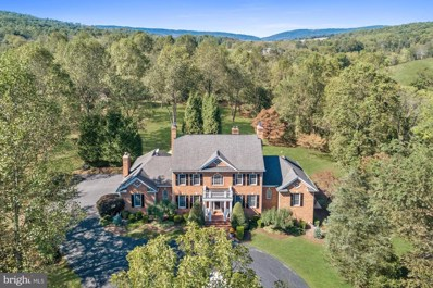 9614 Possum Hollow, Delaplane, VA 20144 - #: VAFQ162570