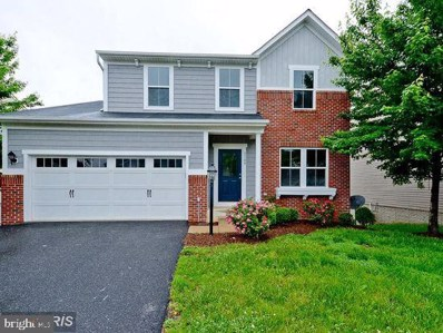 3109 Lake Wesley Court, Warrenton, VA 20187 - #: VAFQ163052