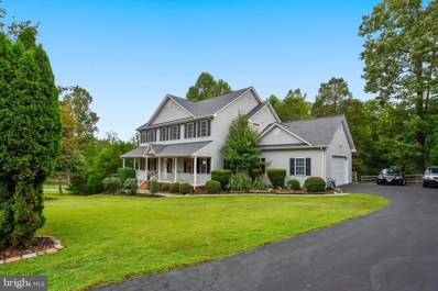 7437 Whisperwood Drive, Warrenton, VA 20187 - #: VAFQ163622