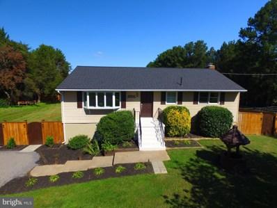 4126 Dumfries Road, Catlett, VA 20119 - #: VAFQ167592