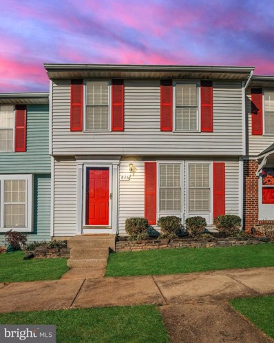 836 Oak Leaf Court, Warrenton, VA 20186 - #: VAFQ168724