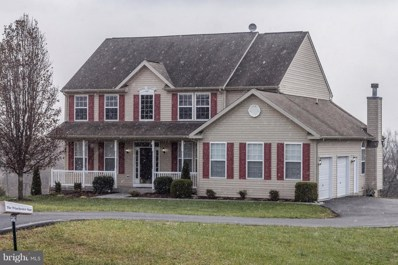 504 Chimney Circle, Middletown, VA 22645 - #: VAFV121786