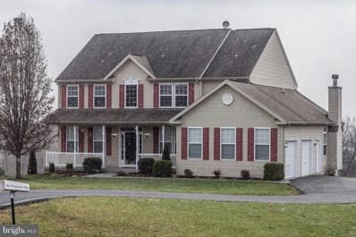 504 Chimney Circle, Middletown, VA 22645 - #: VAFV121786