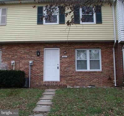 307 Ash Hollow, Winchester, VA 22602 - #: VAFV121790