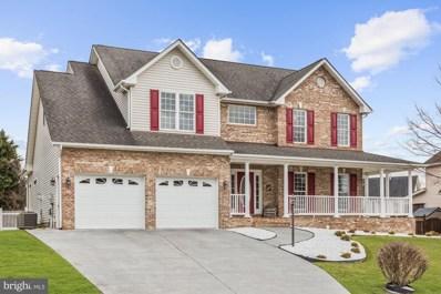 208 Darby Drive, Winchester, VA 22602 - #: VAFV127984