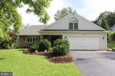 248 Fairway Circle, Cross Junction, VA 22625 - #: VAFV144904