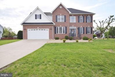 215 Chancellorsville Drive, Stephens City, VA 22655 - #: VAFV149722