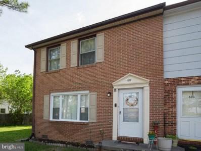 601 Carroll Drive, Stephens City, VA 22655 - #: VAFV150334