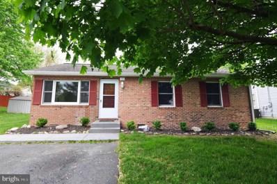 101 Oakmont Circle, Winchester, VA 22602 - #: VAFV150458