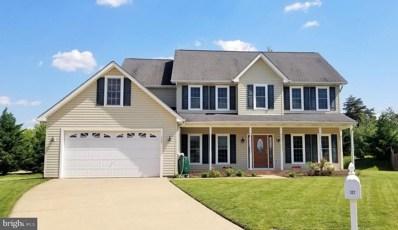 122 Julasar Drive, Winchester, VA 22602 - #: VAFV150682