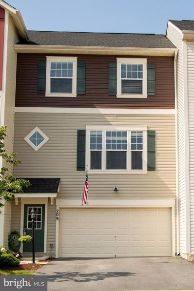 209 Centennial Drive, Stephenson, VA 22656 - #: VAFV150818