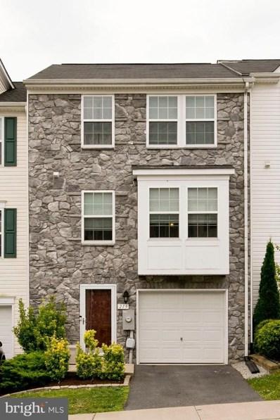 219 Monticello Square, Winchester, VA 22602 - #: VAFV151014