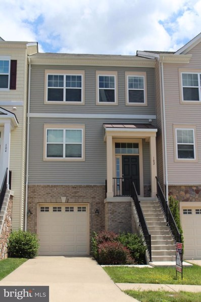 102 Cobble Stone Drive, Winchester, VA 22602 - #: VAFV151034