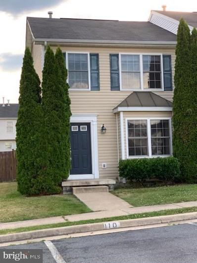 110 Coolfont Lane, Winchester, VA 22602 - #: VAFV151666