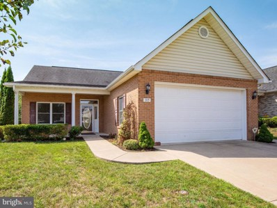 105 Sarvis Court, Stephens City, VA 22655 - #: VAFV152100
