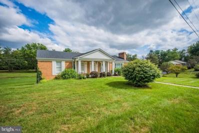 1868 Wayland Drive, Winchester, VA 22601 - #: VAFV152516