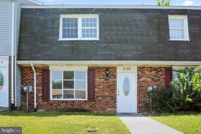 206 Ash Hollow, Winchester, VA 22602 - #: VAFV153104