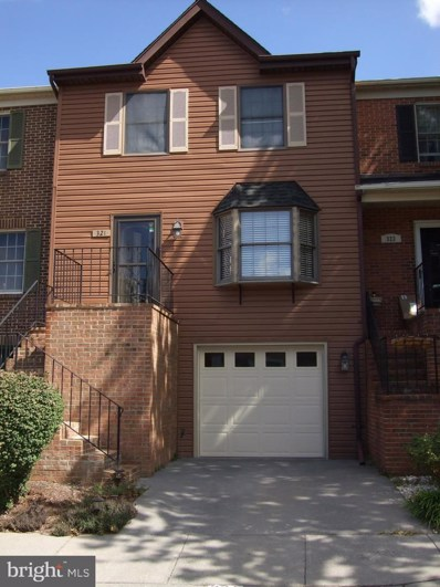 321 Tudor Drive, Winchester, VA 22603 - #: VAFV153294