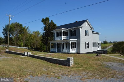 301 Salem Church Road, Stephens City, VA 22655 - #: VAFV153542