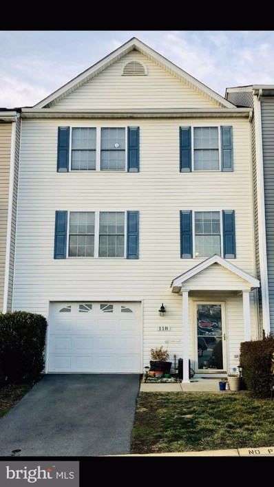 118 Windstone Drive, Winchester, VA 22602 - #: VAFV155628
