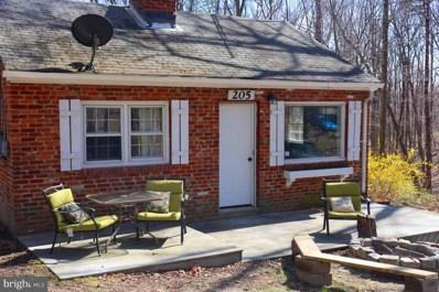 205 Opossum Trail, Winchester, VA 22602 - #: VAFV156612