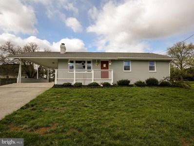 124 Plainfield Drive, Winchester, VA 22602 - #: VAFV156774