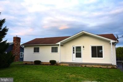 103 Hilltop Terrace, Winchester, VA 22602 - #: VAFV157174