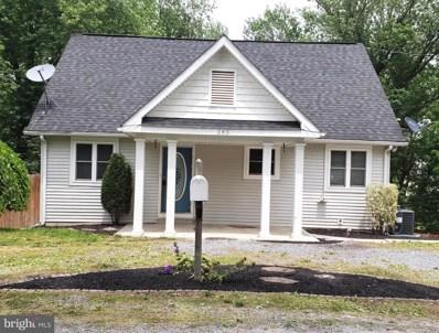 245 Mason Street, Winchester, VA 22602 - #: VAFV158220