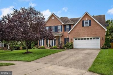 124 Wickham Terrace, Winchester, VA 22602 - #: VAFV159522