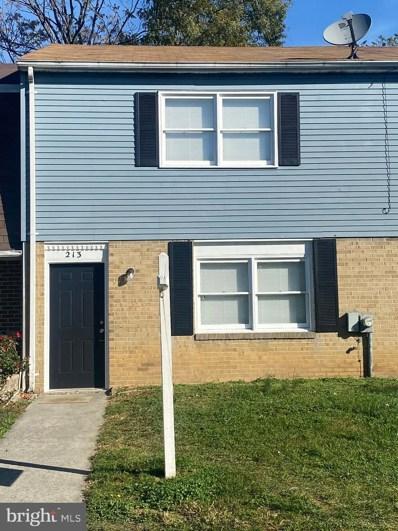 213 Ash Hollow Drive, Winchester, VA 22602 - #: VAFV160422