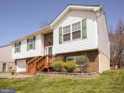 124 Hill Valley Drive, Winchester, VA 22602 - #: VAFV163322