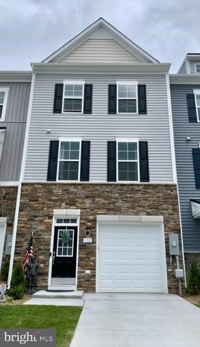 112 Alderman Way, Winchester, VA 22602 - #: VAFV164090