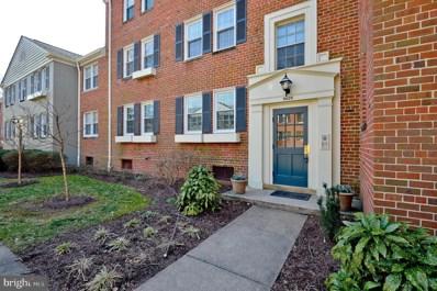 6626 Potomac Avenue UNIT A1, Alexandria, VA 22307 - #: VAFX1000430