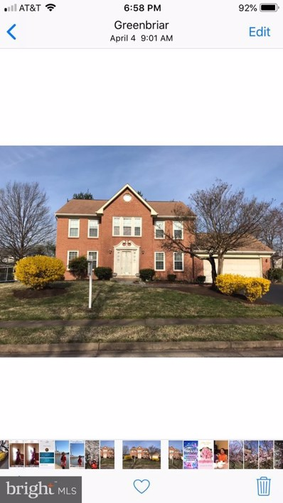 4016 Maureen Lane, Fairfax, VA 22033 - #: VAFX1000798