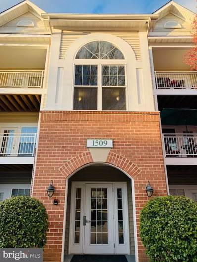 1509 N Point Drive UNIT 102, Reston, VA 20194 - #: VAFX1001554