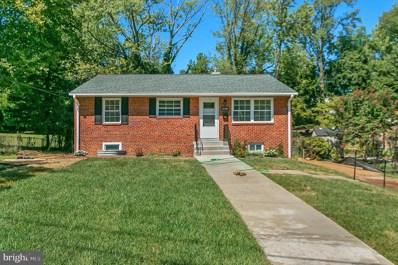 3910 Larchwood Road, Falls Church, VA 22041 - #: VAFX100195