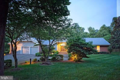 607 Deerfield Pond Court, Great Falls, VA 22066 - #: VAFX1002358