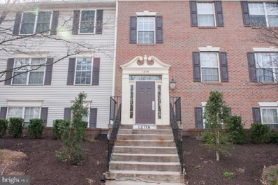 12116 Green Leaf Court UNIT 117, Fairfax, VA 22033 - #: VAFX1002548