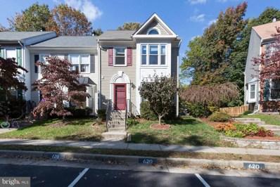 6012 Rockton Court, Centreville, VA 20121 - MLS#: VAFX100276