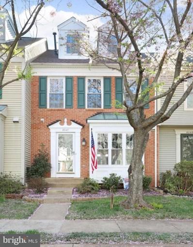 6047 Raina Drive, Centreville, VA 20120 - MLS#: VAFX1003046