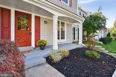 14826 Millicent Court, Centreville, VA 20120 - MLS#: VAFX100368